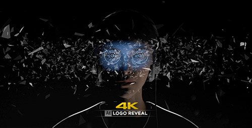 Virtual Reality 4K Logo Reveal - Project for After Effects (Videohive)