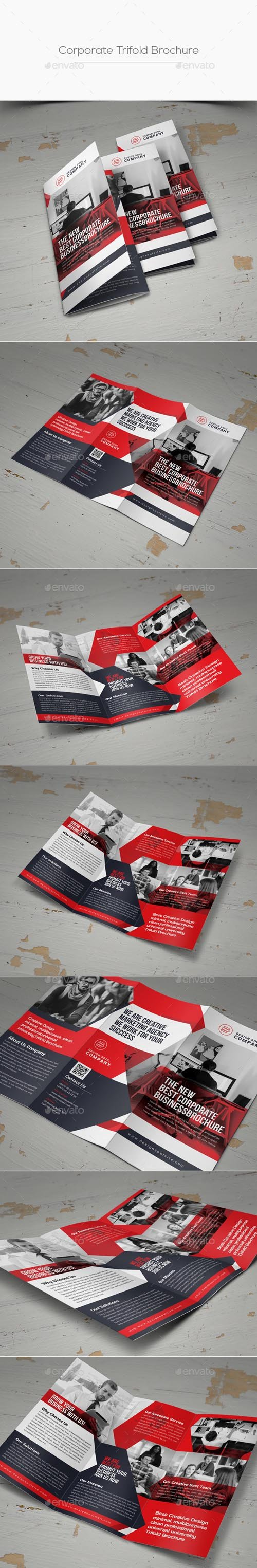 Trifold Brochure 19949079