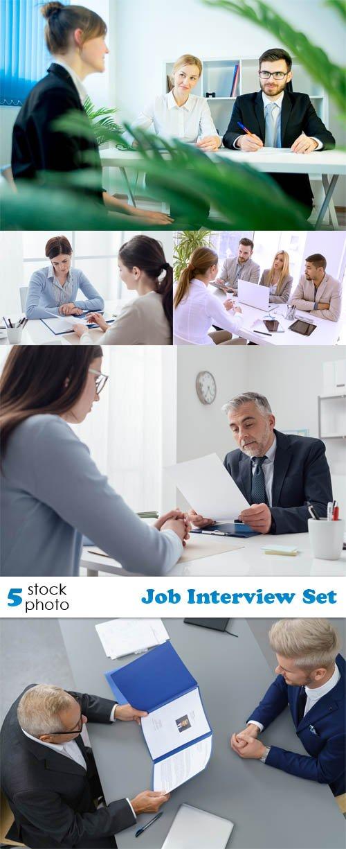 Photos - Job Interview Set