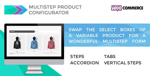 CodeCanyon - Multistep Product Configurator for WooCommerce v1.1.0 - 8749384