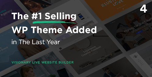 ThemeForest - Massive Dynamic v4.2.1 - WordPress Website Builder - 13739153
