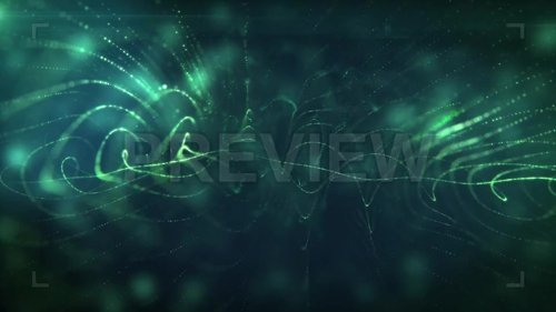 Abstaract Particles Background 1