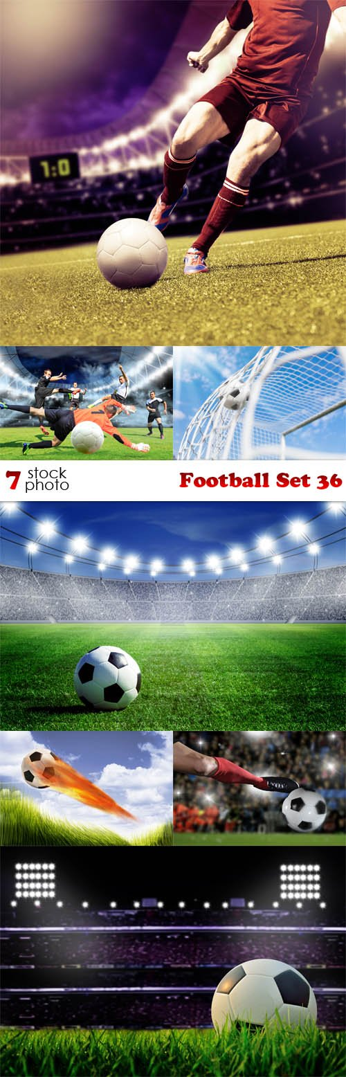 Photos - Football Set 36