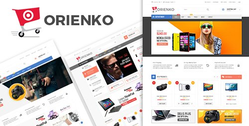 ThemeForest - Orienko v1.3.2 - WooCommerce Responsive Digital Theme - 16919971