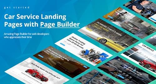 ThemeForest - Avados v3.1.1 - Car Service Landing Pages with Page Builder - 16544571