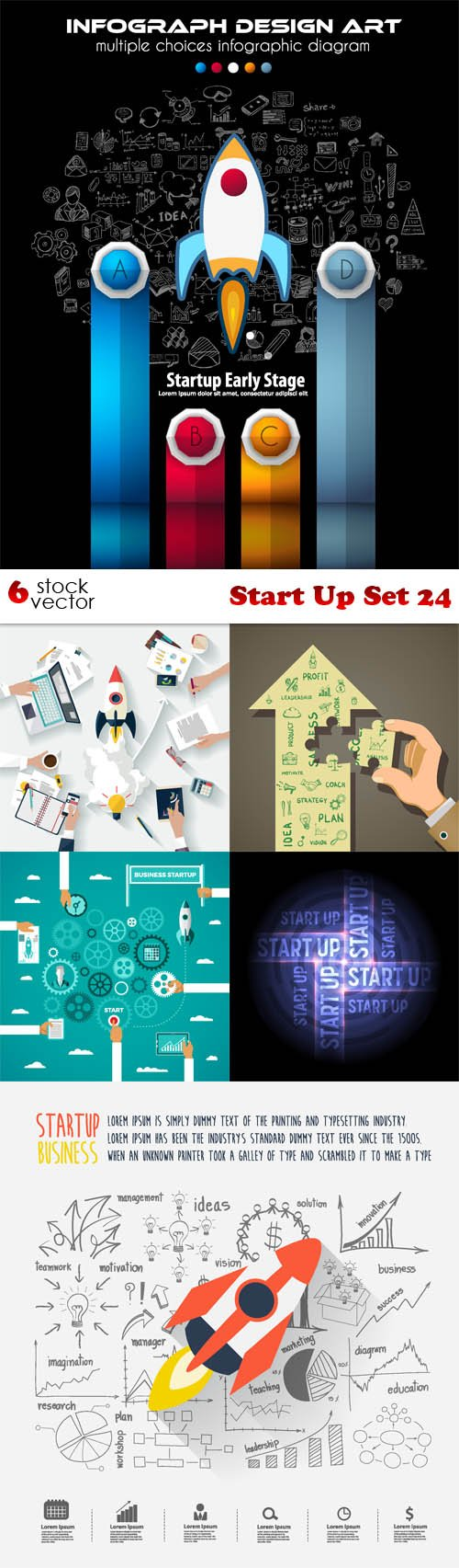 Vectors - Start Up Set 24