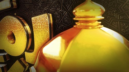 Ramadan Goldish Opener - Project for After Effects (Videohive