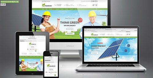 ThemeForest - 456 Ecology v1.3.5 - Eco Shop & Nature / Environment / Green Theme - 8127942