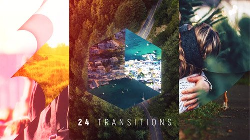 Transitions Pack 19121836 - Project for After Effects (Videohive)