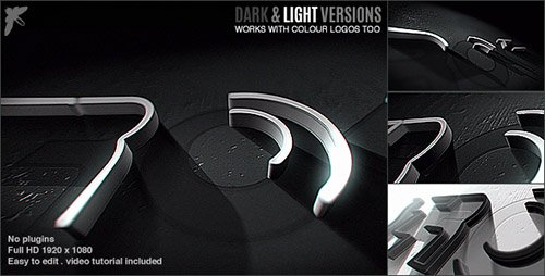 3D Stroke Logo 19083978 - Project for After Effects (Videohive)