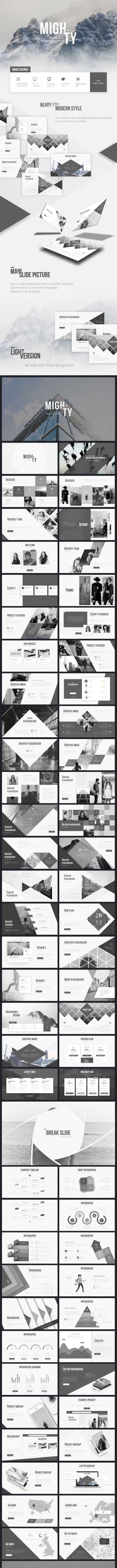GR - Mighty Multipurpose Presentation Template 19489648