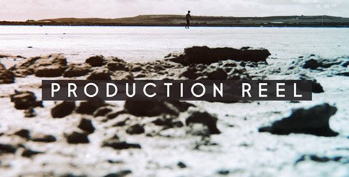 Production Reel 19682270 - Project for After Effects (Videohive)