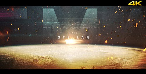 Stellar - Epic Trailer - Project for After Effects (Videohive)