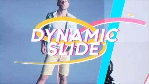Dynamic Slideshow 19490075 - Project for After Effects (Videohive)