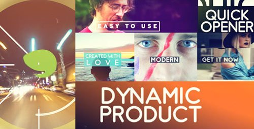 Quick Opener 19497109 - Project for After Effects (Videohive)