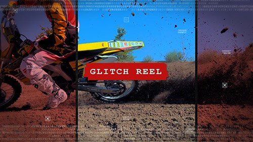 Glitch Reel - Project for After Effects (Videohive)