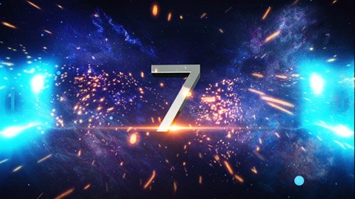 Epic Countdown 19770664 - Project for After Effects (Videohive)