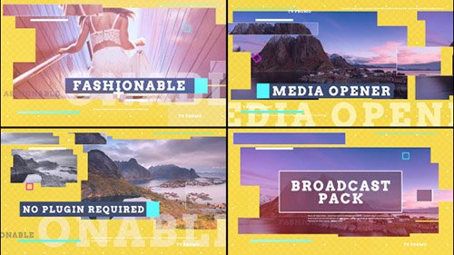 Broadcast Package 19488171 - Project for After Effects (Videohive)
