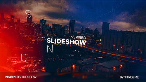 Inspired Slideshow 19839458 - Project for After Effects (Videohive)