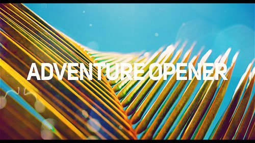 Adventure Opener 19872853 - Project for After Effects (Videohive)