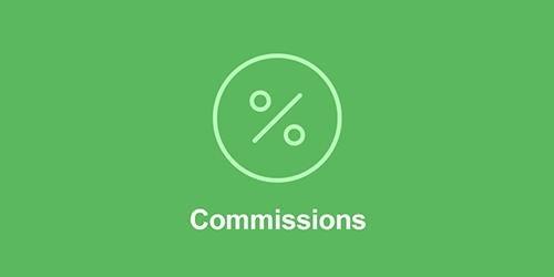 Commissions v3.3.2 - Easy Digital Downloads Add-On
