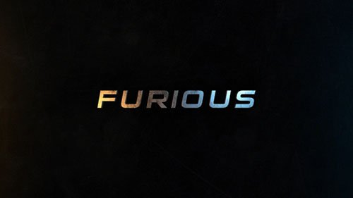 Furious | 50 Titles Presets - Project for After Effects (Videohive)
