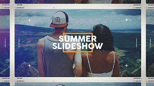 Summer Slideshow 19912266 - Project for After Effects (Videohive)
