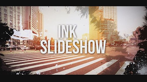 Ink Slideshow 34970 - After Effects Templates