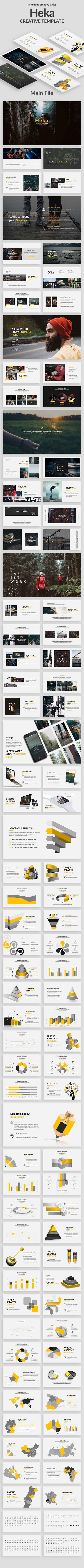 Heka Creative Powerpoint Template 20005441