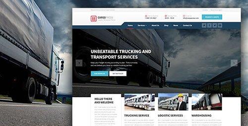 ThemeForest - CargoPress v1.10.0 - Logistic, Warehouse & Transport WP - 11601531