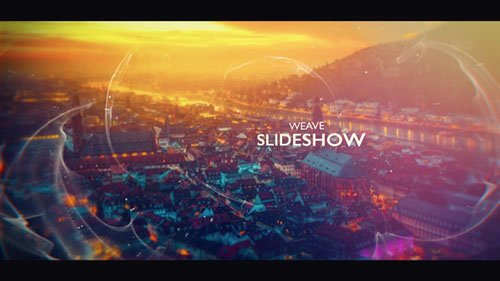 Weave Slideshow - Project for After Effects (Videohive)