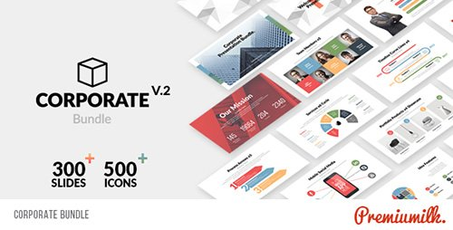 Corporate Bundle & Infographics - Project for After Effects (Videohive)