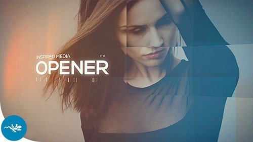 Inspired Media Opener - Project for After Effects (Videohive)