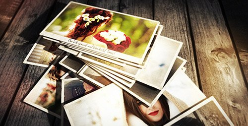 Lovely Memories Photo Slideshow - Project for After Effects (Videohive)