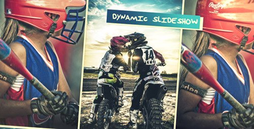 Dynamic Slideshow 19853827 - Project for After Effects (Videohive)