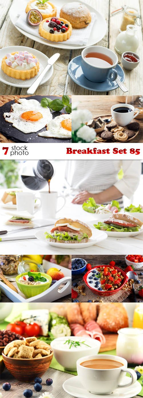 Photos - Breakfast Set 85