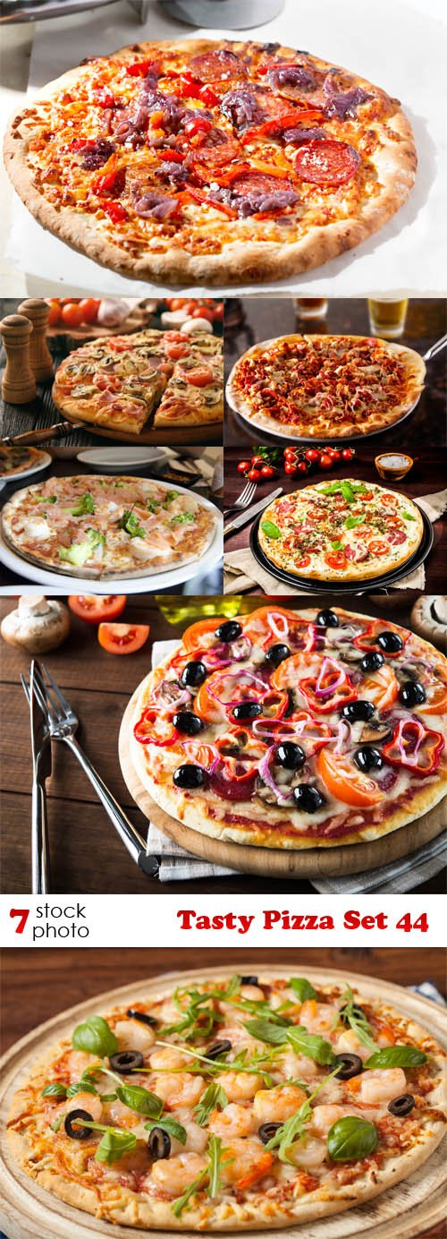 Photos - Tasty Pizza Set 44
