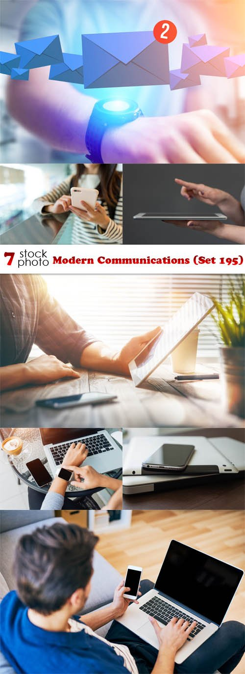 Photos - Modern Communications (Set 195)