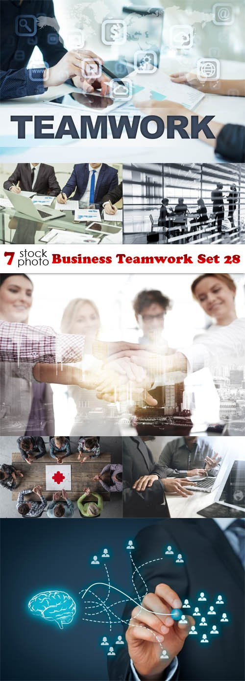 Photos - Business Teamwork Set 28