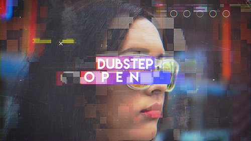 Dubstep Fashion Promo - Project for After Effects (Videohive)