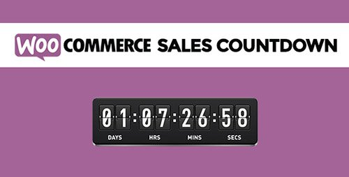 CodeCanyon - WooCommerce Sales Countdown v2.2.1 - 7906953