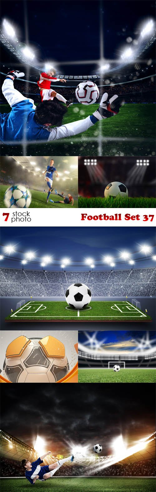 Photos - Football Set 37