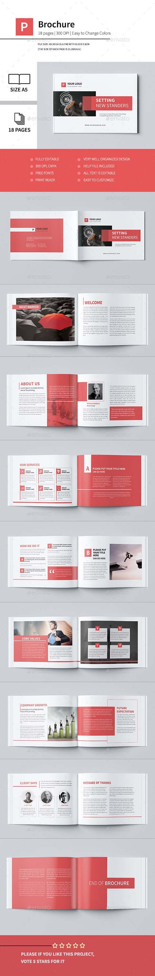GR - Minimal Business Brochure IV 12598474