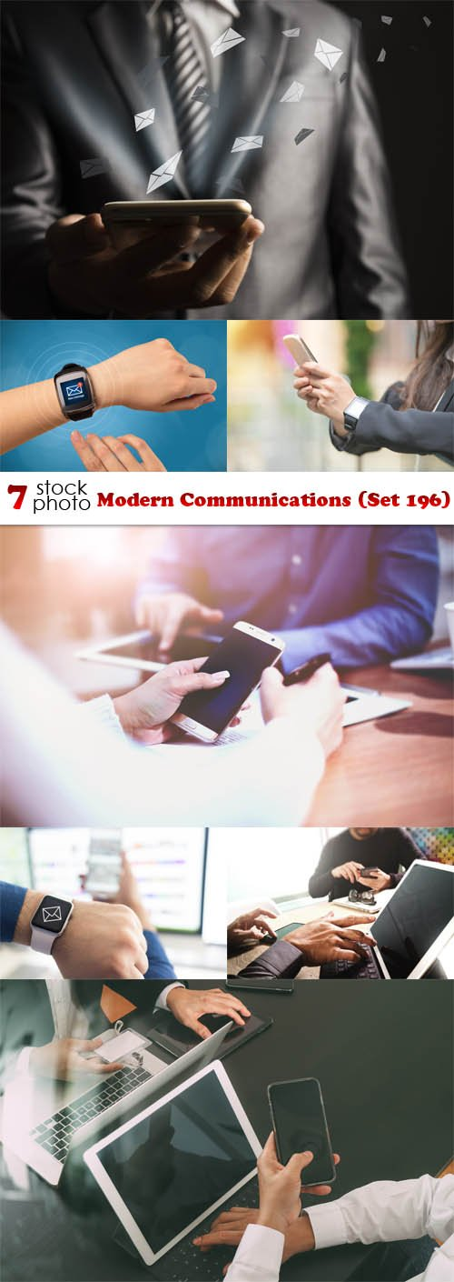 Photos - Modern Communications (Set 196)