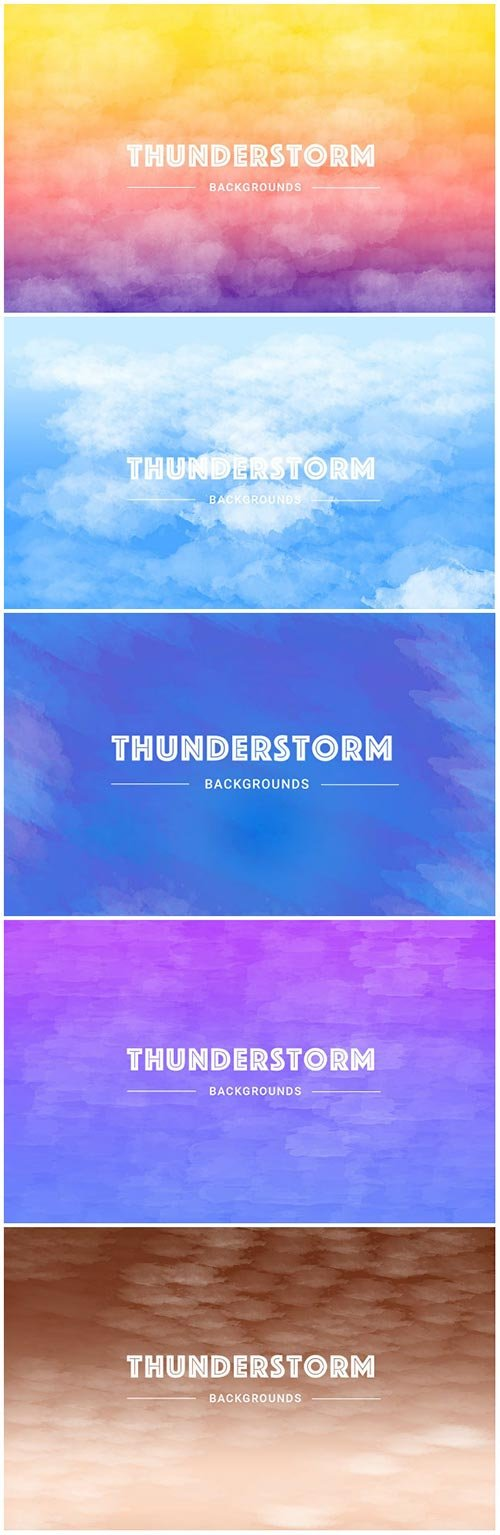 Thunderstorm Backgrounds