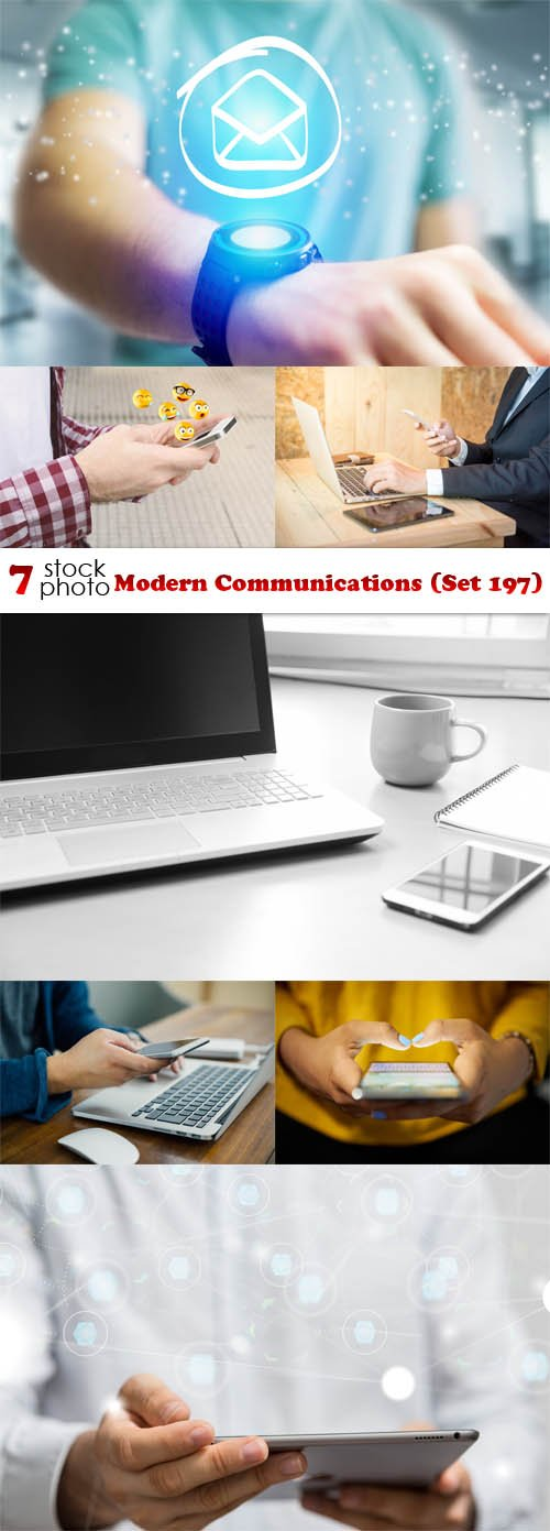 Photos - Modern Communications (Set 197)