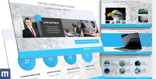 Business Planning - Clean Presentation - Project for After Effects (Videohive)