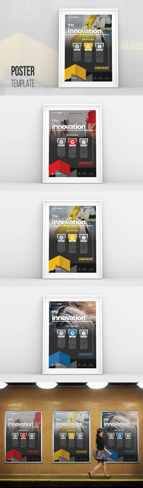 CM - Poster Template 1591481