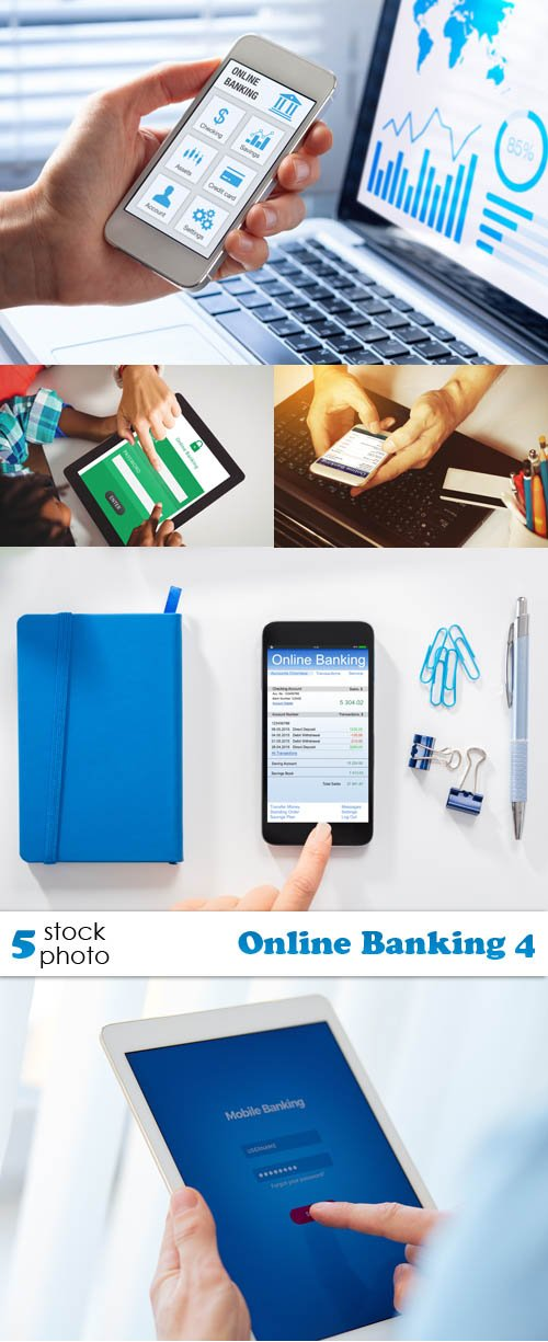 Photos - Online Banking 4