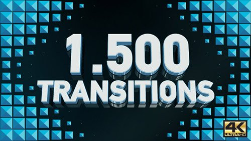 Transitions 19509239 - Project for After Effects (Videohive)